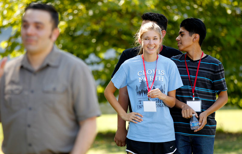 Young Minds Explore Engineering Summer Camp